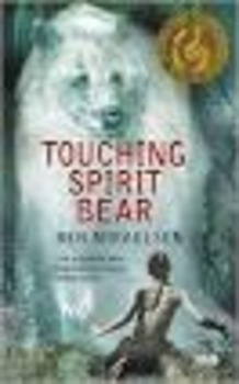 Touching Spirit Bear Chapter 1 and 2 Scavenger Hunt and Cr
