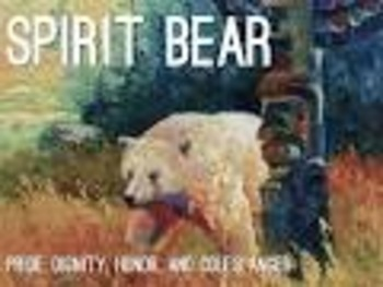 Touching Spirit Bear Chapters 6 and 7 Scavenger Hunt for I
