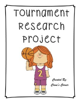 Tournament Research Project