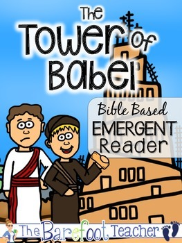 Tower of Babel Emergent Reader