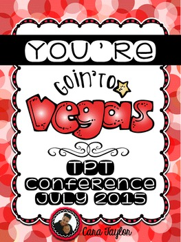 TpT Conference Planner and Scrapbook