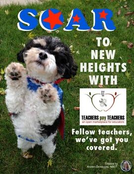 TpT Marketing Promotional Image SOAR