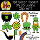 TpT Seller Toolkit {Saint Patrick's Clip Art}