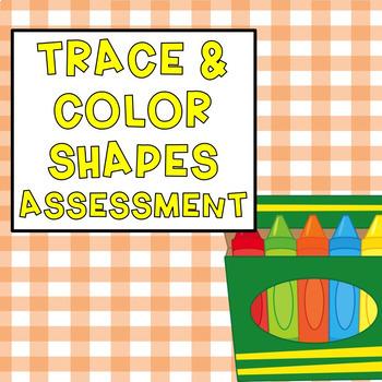 Trace & Color Shape Assessment