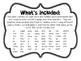 Trace It, Write It, Find It, Make It - Sight Word Practice