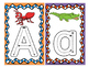 Trace Letters Featuring Animals Around the World