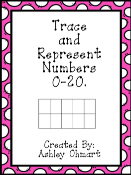 Trace and Represent Numbers 0-20