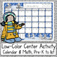 Number Fluency 1 to 31 with Calendar Math Centers