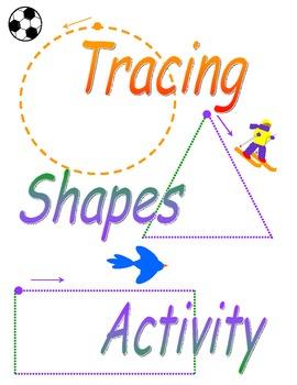 Tracing Shapes Activity