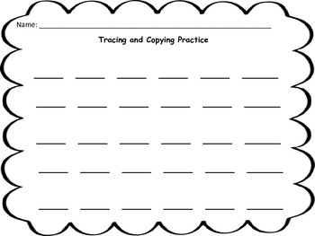 Tracing and Copying Templates