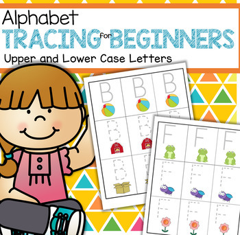Alphabet Tracing for Beginners