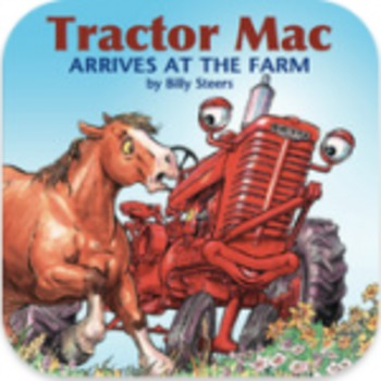 """""""Tractor Mac Arrives at the Farm"""": Reading Strategies"""