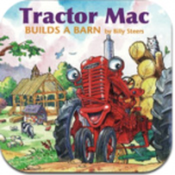 """""""Tractor Mac Builds a Barn"""": Reading Strategies"""