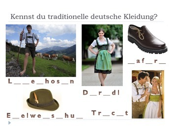 Traditional German Clothing: Lederhosen und Dirndl