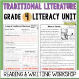 Traditional Literature Reading & Writing Unit Grade 4: 40