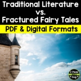 Fractured Fairy Tales Book Report