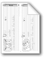 Traditional Manuscript: U-X (Week 6)