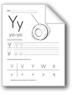 Traditional/Modern Manuscript Writing: Yy