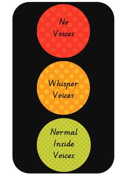 Traffic Lights Noise Control