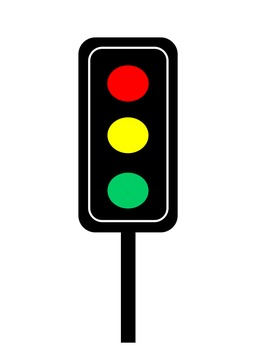 Traffic lights clipart
