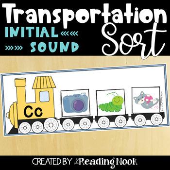 Train Initial Sound Sort