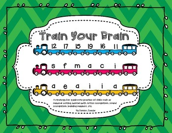 Train Your Brain: A Quick way to Practice/Quickly Assess Skills