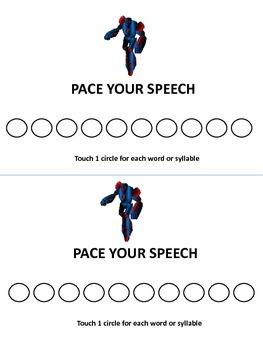 TransRobot Speech Pacer  FREEBIE