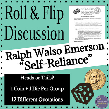 """Transcendentalism and """"Self-Reliance"""" by Ralph Waldo Emers"""
