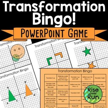 Transformation Bingo!