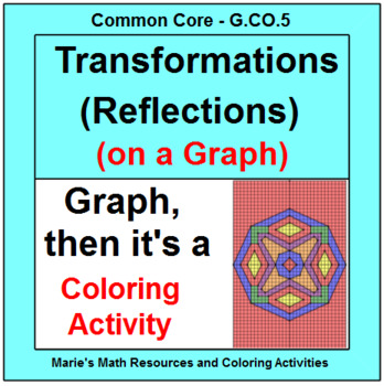 Transformations - Reflections On One Graph Coloring Activity