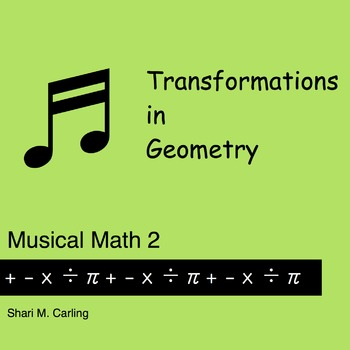 Transformations in Geometry