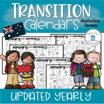 Transition - Calendar for Parents