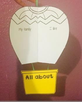 Transition Day Hot Air Balloon