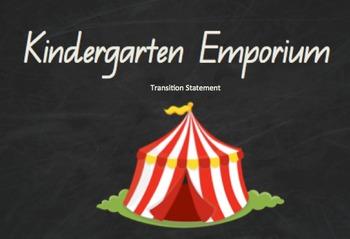 Transition Statement