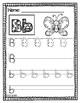 Transitional Kindergarten: Let's Learn to Print