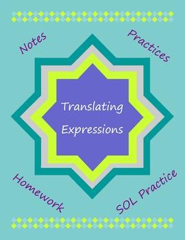 Translating Expressions Bundle