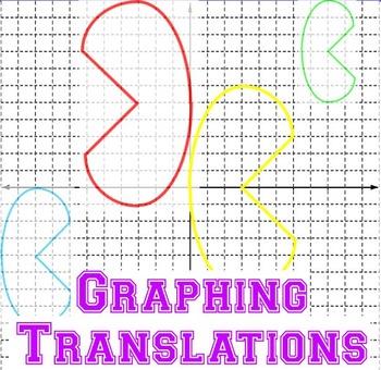 Translations of Graphs Worksheet: Function Notation & Tran