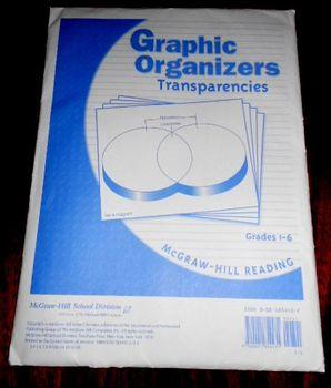 McGraw-Hill Reading Grades 1-6 GRAPHIC ORGANIZERS Transpar