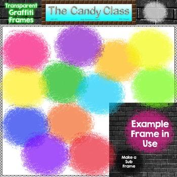 Free Transparent Graffiti Frames Clipart