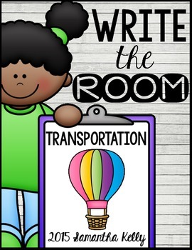 Transportation Write the Room Center