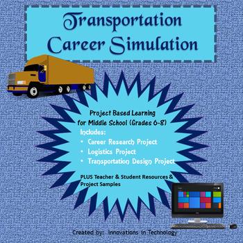 Transportation Career Simulation - Design an Ideal Mode of