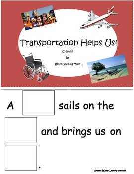Transportation Helps Us!!