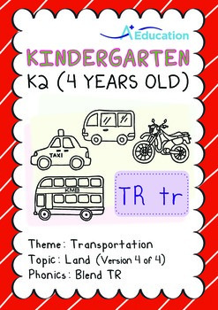 Transportation - Land (IV): Blend TR - K2 (4 years old)