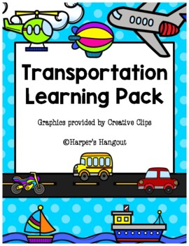 Transportation Learning Packet