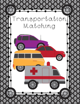 Transportation Matching Tasks