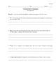 Transportation Technology Vocabulary Packet