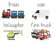 Transportation and Safety Language Unit