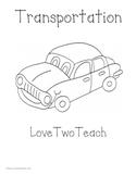 Transportation and Vehicles Unit