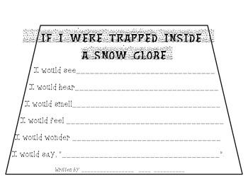 Trapped Inside a Snow Globe