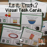 Trash or Not? Visual Task Cards for Special Education